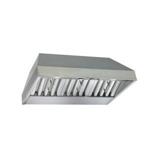 Best30-inch Built-In Range Hood, 670 Max CFM Blower, Stainless Steel (CP3 Series)