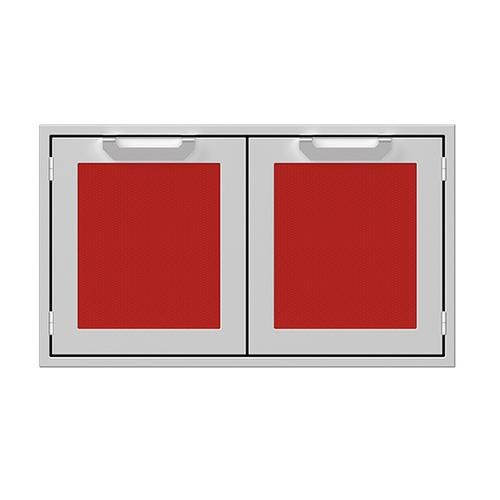 """36"""" Hestan Outdoor Double Sealed Pantry - AGLP Series - Matador"""