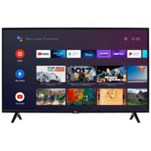 "TCL 40"" Class 3-Series FHD LED Smart Android TV - 40S334"