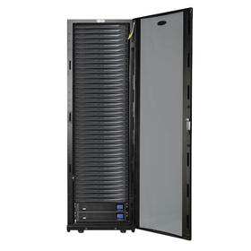 EdgeReady Micro Data Center - 38U, (2) 3 kVA UPS Systems (N+N), Network Management and Dual PDUs, 230V Kit