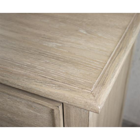 Riverside - Talford Natural - Six Drawer Dresser - Natural Finish