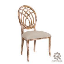 Goccia Side Chair, Frame