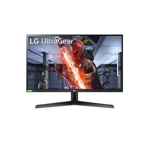 LG - 27'' UltraGear QHD IPS 1ms 144Hz HDR Monitor with G-SYNC Compatibility