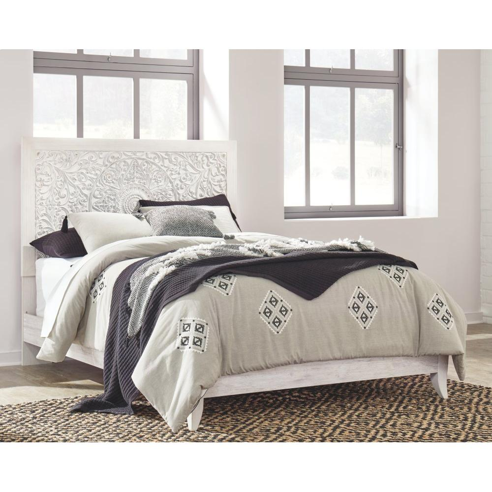 Paxberry Queen Panel Bed
