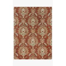 View Product - FT-14 Rust Rug