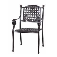 See Details - Verona Cushion Dining Chair