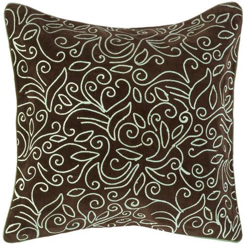 "Surya - Decorative Pillows PART-66 18""H x 18""W"