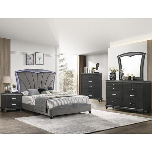 Crown Mark B4790 Frampton King Bedroom