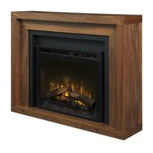 See Details - Anthony Mantel Electric Fireplace