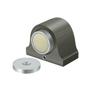 Deltana - Magnetic Dome Stop - Antique Nickel
