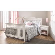 See Details - Mantova Full-Size Bed Rails