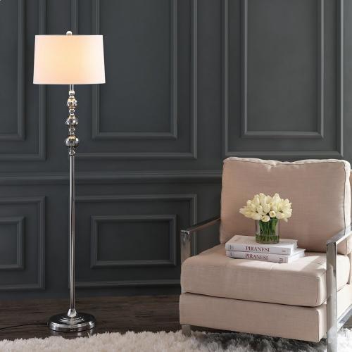 Product Image - Addie Floor Lamp - Chrome