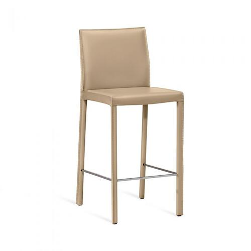 Vera Counter Stool - Café Latte