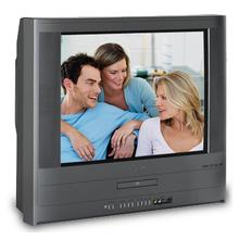 "24"" Diagonal Flat TV/DVD Combination"