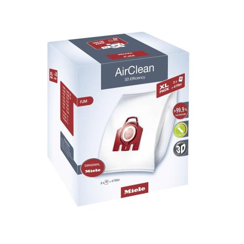 XL-Pack FJM AirClean 3D - XL-Pack AirClean 3D Efficiency FJM 8 AirClean FJM dustbags at a discount price