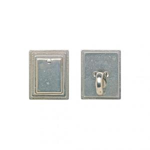 STEPPED DEAD BOLT - DB312 Silicon Bronze Brushed Product Image