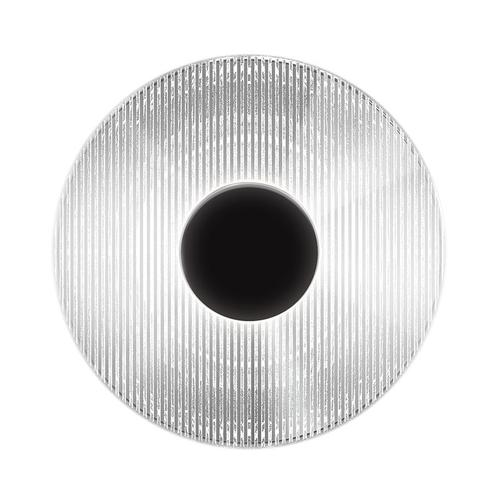 Sonneman - A Way of Light - Meclisse LED Sconce [Color/Finish=Satin Black w/Clear Glass]