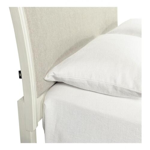 Twin Upholstered Footboard