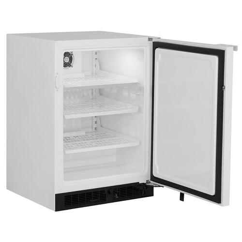 24-In General Purpose Automatic Defrost Freezer with Door Swing - Right
