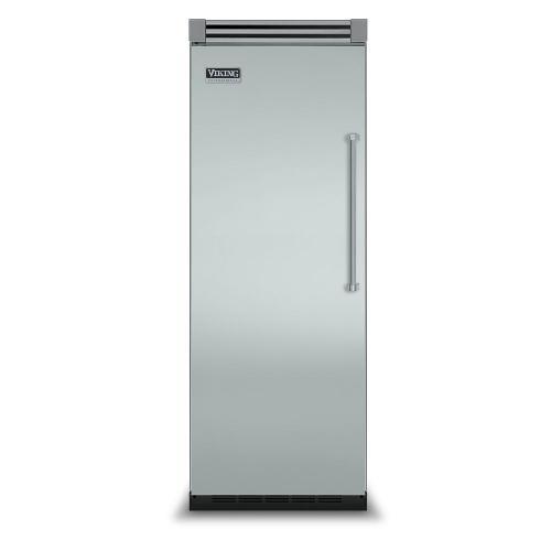 "Viking - Sea Glass 30"" Quiet Cool™ All Refrigerator - VIRB Tru-Flush™ (Left Hinge Door)"