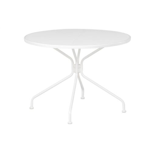 Martini Iron Mesh Cafe Table