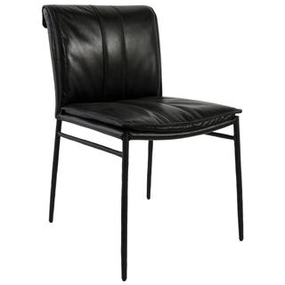 See Details - Mayer Dining Chair Black