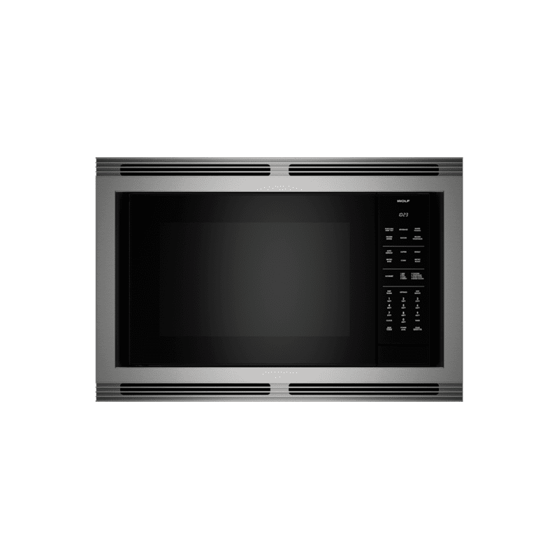 "Convection Microwave 30"" Stainless Trim - M Series"