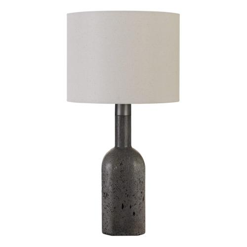 Cal Lighting & Accessories - Ravenna Glass Table/Accent Lamp