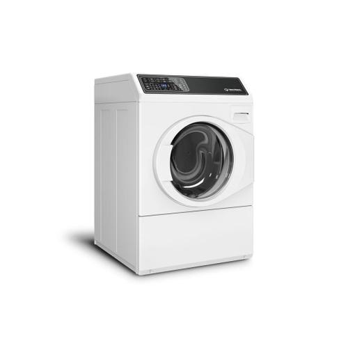 Speed Queen - FF7 White Right-Hinged Front Load Washer with Sanitize  5-Year Warranty