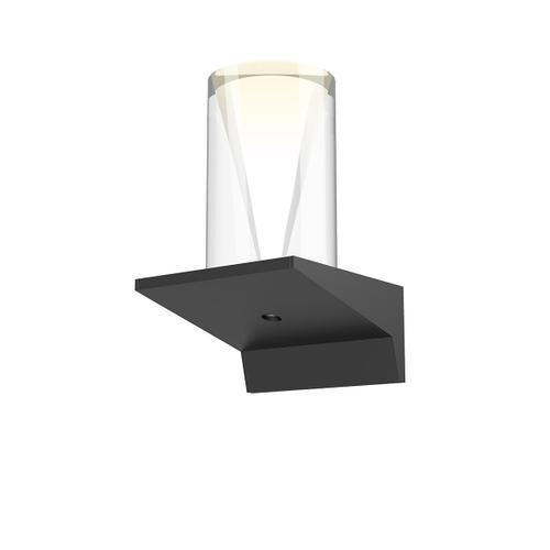 "Sonneman - A Way of Light - Votives LED Sconce [Color/Finish=Satin Black, Shade Size=4.5"" height x 2.75"" diameter]"