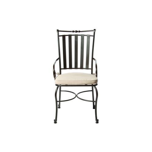 Classico Dining Arm Chair, cushion inclusive