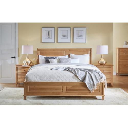 A America - King Panel Bed