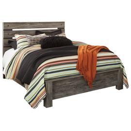 See Details - Cazenfeld Queen Panel Bed