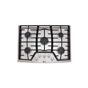"30"" Gas Cooktop with SuperBoil™ Product Image"