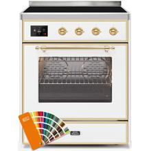 30 Inch Custom RAL Color Electric Freestanding Range