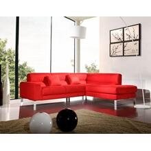 Divani Casa 216 Leather Sectional Sofa