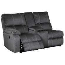 Urbino Left-arm Facing Power Reclining Loveseat With Console