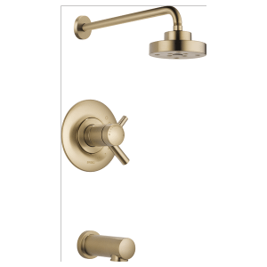 Tempassure® Thermostatic Tub/shower Trim Product Image