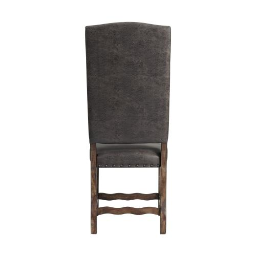 Gramercy Tufted Tall Back Side Chair Set
