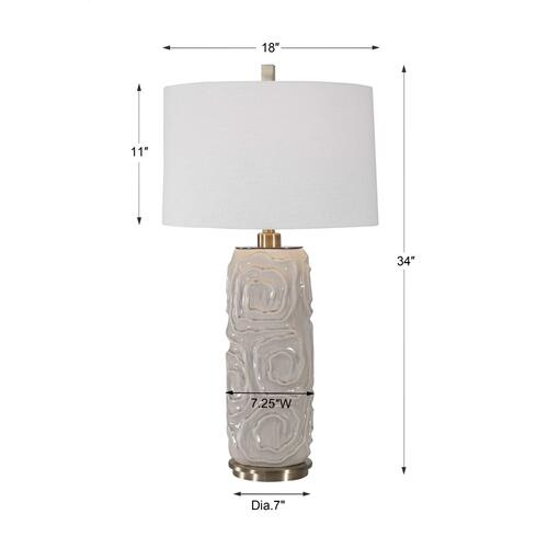 Uttermost - Zade Table Lamp