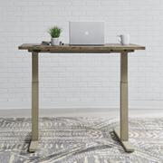 48 Inch Electrical Desk -Vintage Cream Product Image