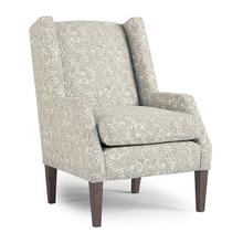 WHIMSEY Wing Back Chair