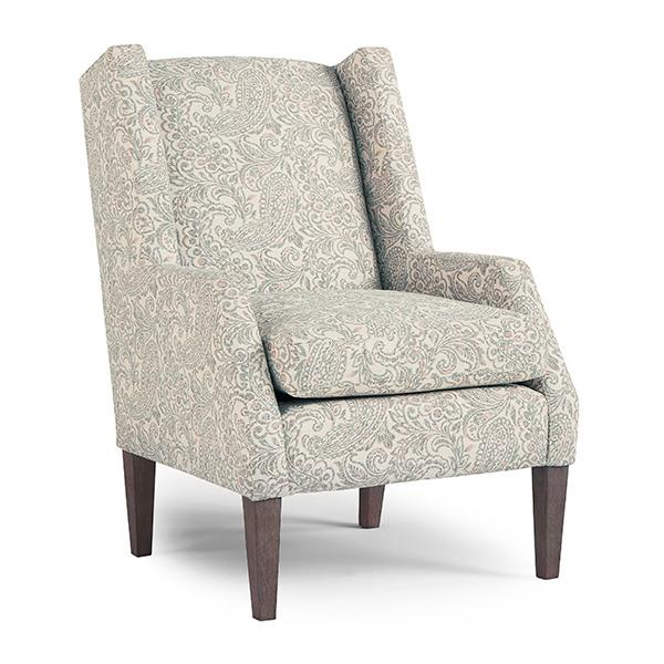 See Details - WHIMSEY Wing Back Chair