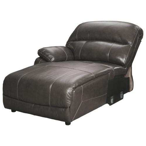 Hallstrung 5-piece Power Reclining Sectional With Chaise
