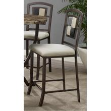 See Details - Concorde Upholstered Barstool with 2 Toned Tufted