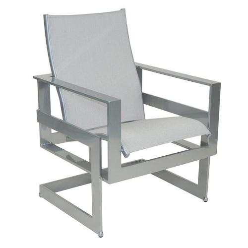 Castelle - Eclipse Sling Dining Chair
