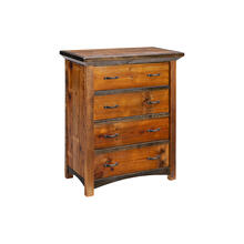 Mossy Oak Natchez Trace 4 Drawer Chest