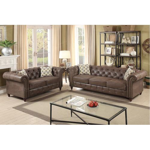 Gallery - 2-pcs Sofa Set