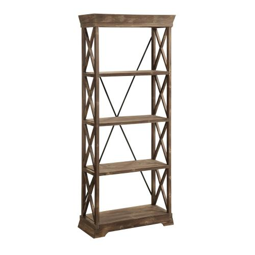 Crestview Collections - Grand Junction Bookcase