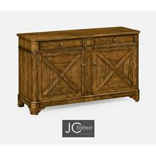 Country Walnut Sideboard